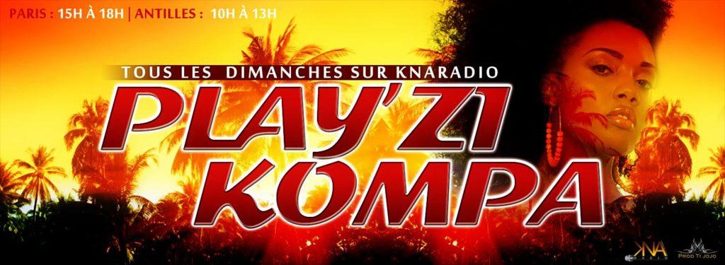 Play'zi Kompa KNAradio