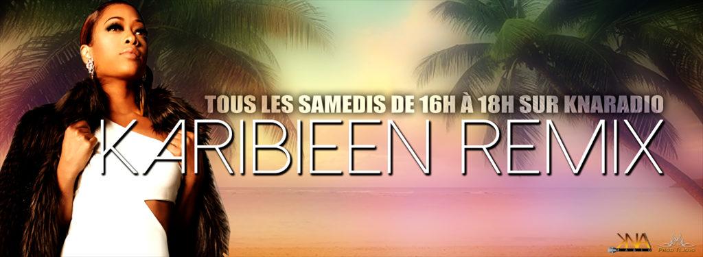 bannière Karibieen remix